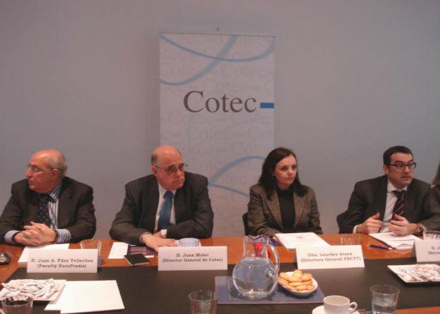 La Fundación Cotec lanza una herramienta para que las pymes conozcan su capacidad innovadora