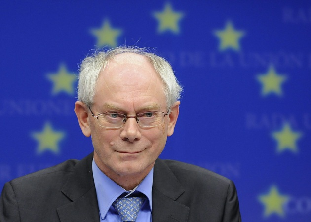 El presidente del consejo europeo propone crear un fondo para combatir el paro juvenil