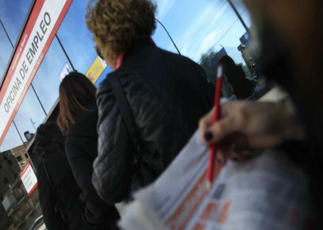 España lidera el aumento del paro femenino en la Unión Europea