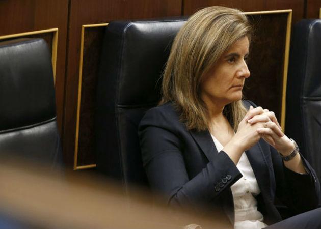 Báñez comparecerá hoy en el Congreso para informar sobre la Estrategia de Emprendimiento y Empleo Joven