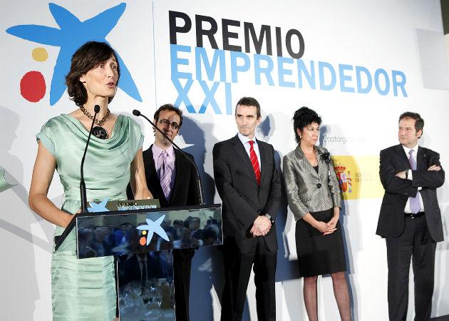 """""""la Caixa"""" abre la convocatoria de la nueva edición los Premios EmprendedorXXI"""
