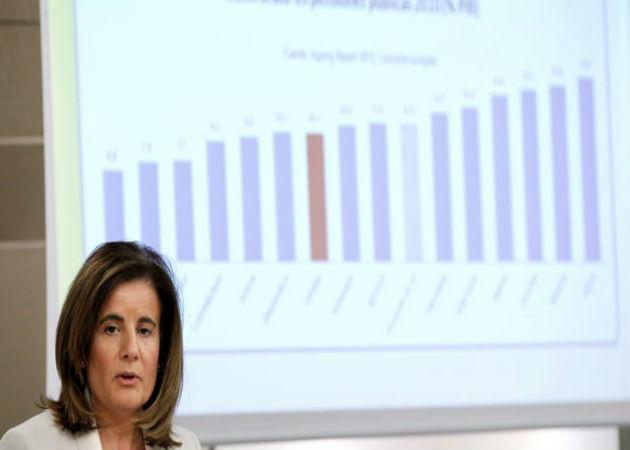 Bañez reforma pensiones