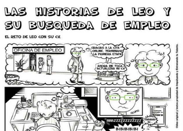 """Vuelven """"las Historias de LEO y su búsqueda de empleo"""""""