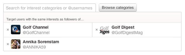 Golf_Interests