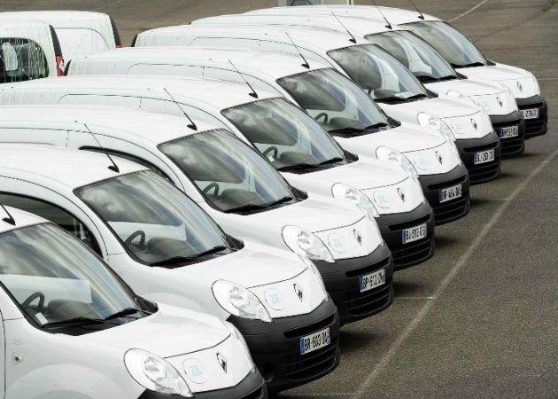Renault facilita a las pymes la compra de vehículos comerciales