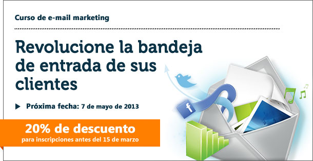curso email marketing e mail Marketing: el correo electrónico sigue vendiendo