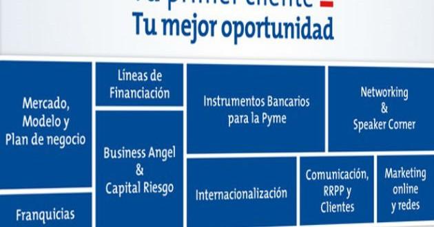 Madrid presenta el programa del Día del Emprendedor