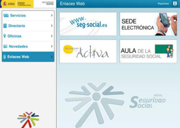 La Seguridad Social lanza una app para amenizar los trámites