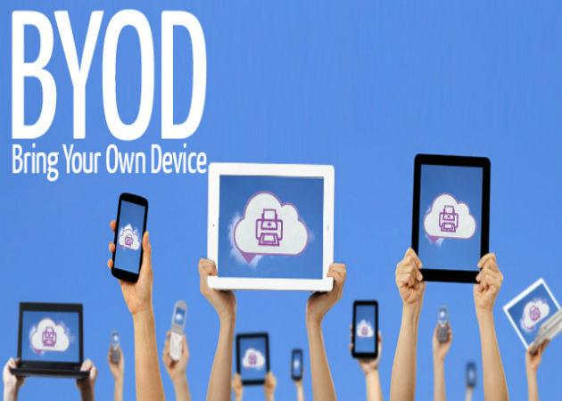 Las pymes son cada vez más conscientes de los peligros del BYOD