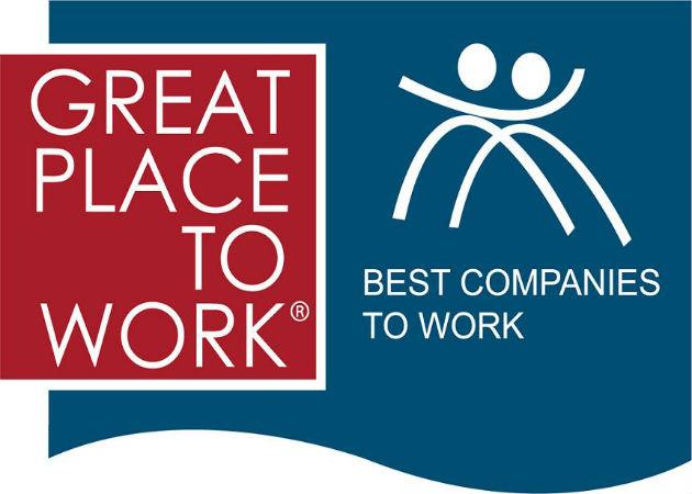 Great Place to Work publica su lista un año más con las mejores empresas para trabajar