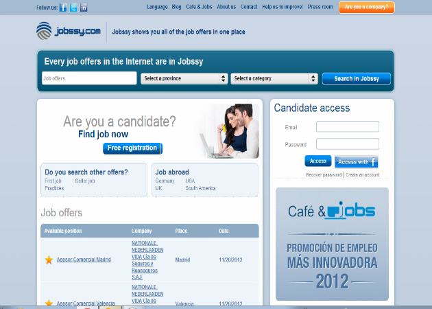 Jobssy-Work-search-engine