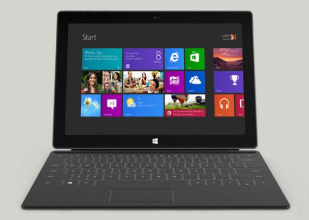 Microsoft Surface Pro llegará a España en mayo