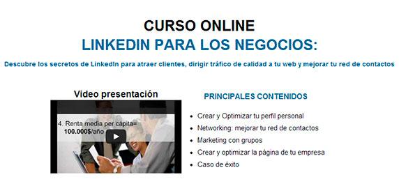 Curso LinkedIn