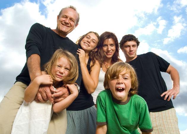 Tres de cada cuatro familias numerosas españolas llegan justas a fin de mes