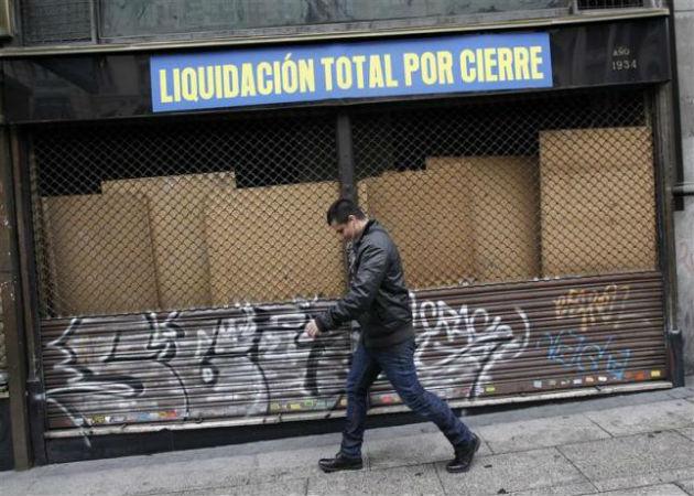 España continuará en recesión en 2014