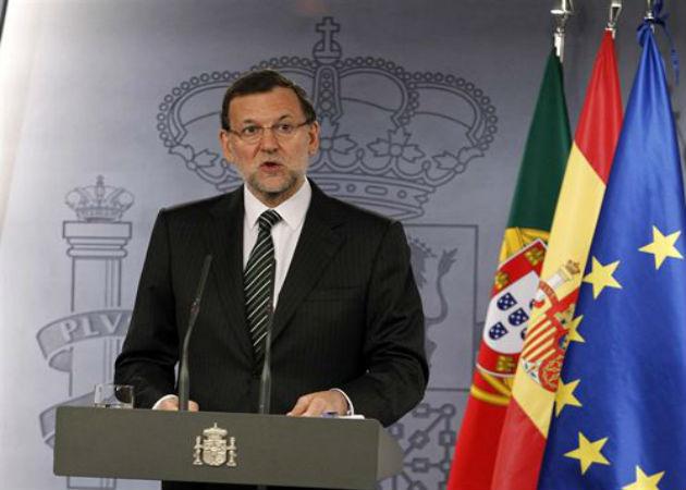 Rajoy ve positiva la reforma laboral y no la cambiará
