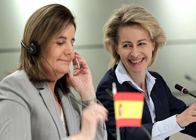 España y Alemania acuerdan dar empleo a 5.000 jóvenes vcada año