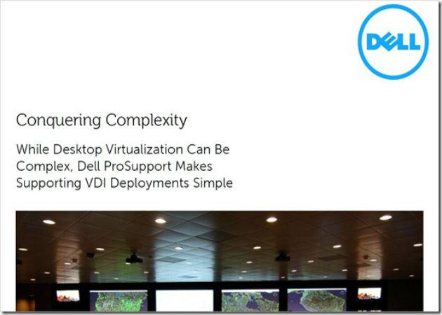 Dell anuncia mejoras a sus soluciones ProSupport