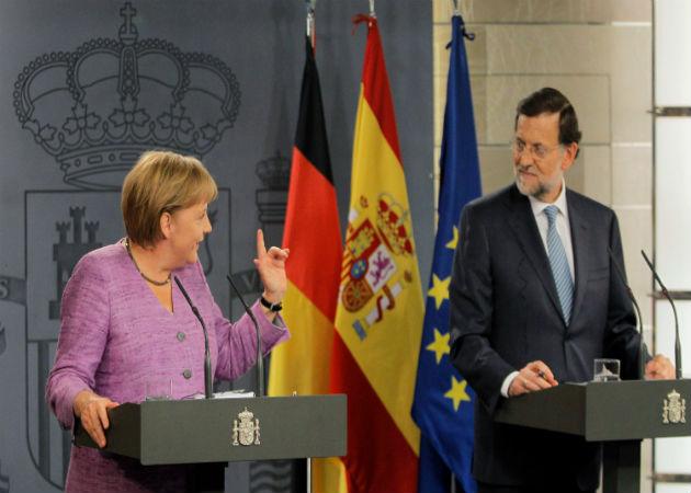 Alemania dispuesta a otorgar créditos a pymes de España y Portugal