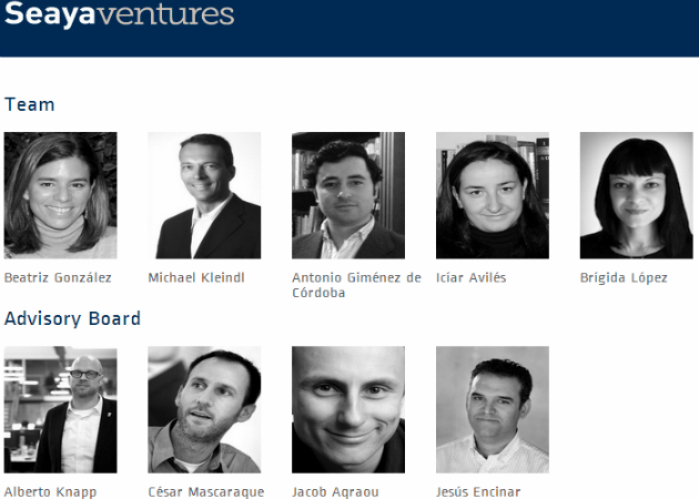 Seaya Ventures financiará start-ups españolas
