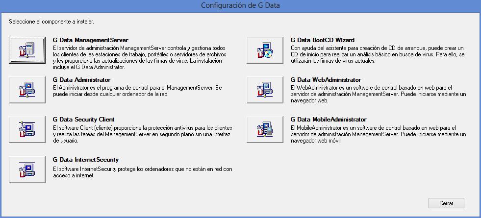 G Data SmallBusiness Security 33