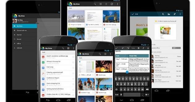 Google Drive se actualiza para Android con nuevas funciones para los profesionales