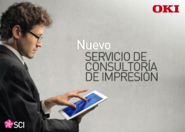 """OKI lanza el nuevo """"Servicio de Consultoría de Impresión"""" para pymes"""