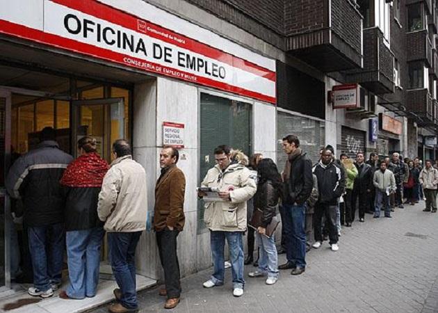 La tasa de paro en España podría alcanzar el 28,5% en el primer trimestre de 2014
