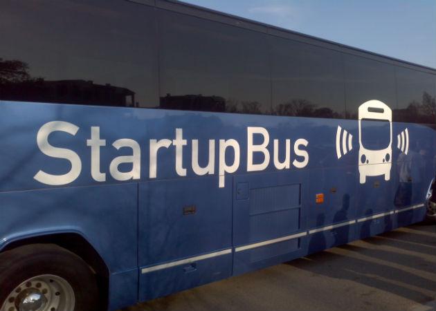 Llega StartupBus 2013, una experiencia que te cambiará la vida