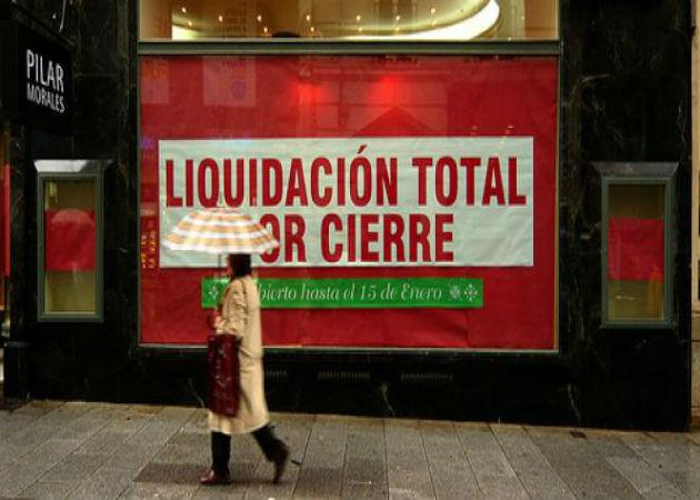 El 46,1% de los españoles casi no llega a final de mes