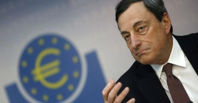 """El presidente del BCE augura una """"recuperación muy gradual"""" de la eurozona a finales de año"""