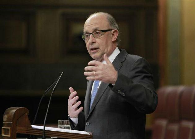 """Montoro asegura que el Gobierno está """"abierto"""" a mejorar la fiscalidad de las pymes"""