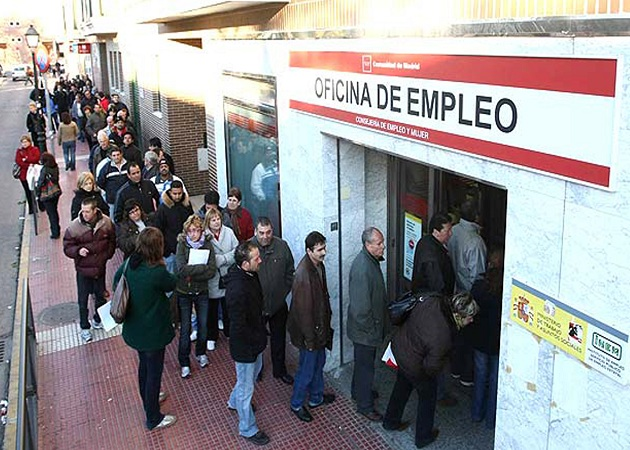 Desempleo-en-España