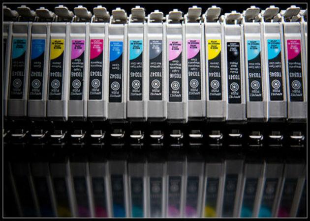 El 20% de los cartuchos de impresora eran compatibles en 2012