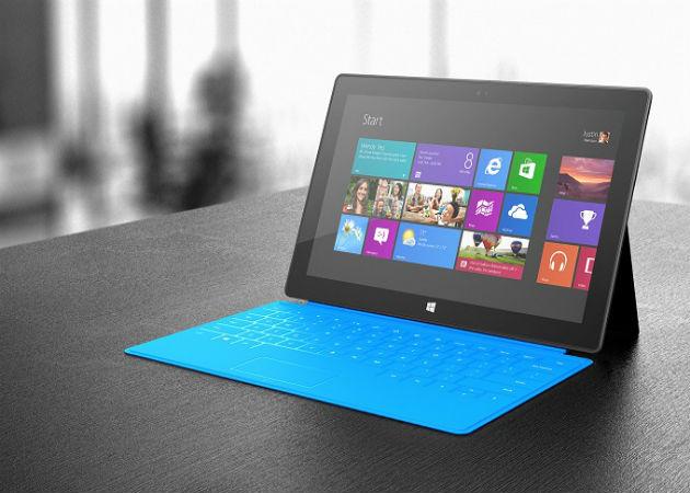 Microsoft rebaja el precio del Surface RT
