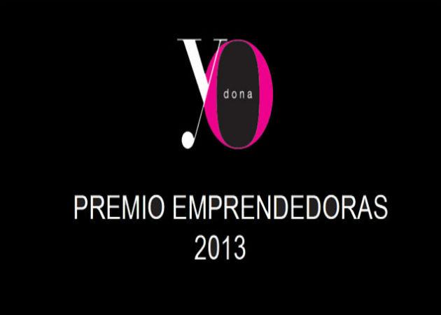 Premio Emprendedoras 2013