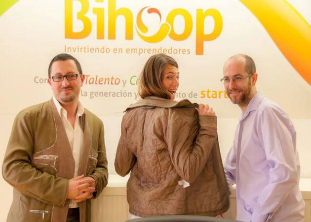 Bihoop, plataforma al servicio de emprendedores