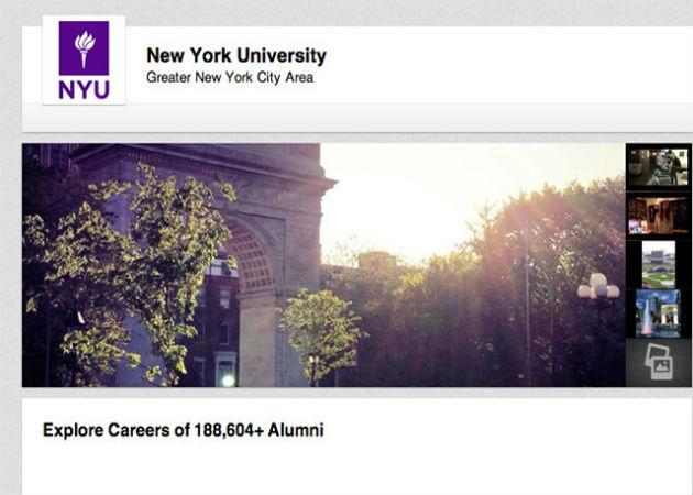 "LinkedIn estrena las ""University Pages"""