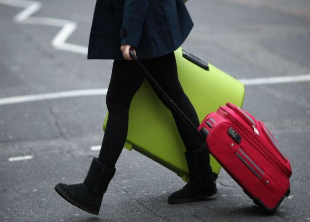 El número de jóvenes que emigra a otro país se quintuplica en siete años