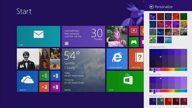 Windows 8.1 estará disponible oficialmente el 18 de octubre