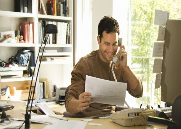 El perfil del teletrabajador español: Hombre, casado y con estudios superiores
