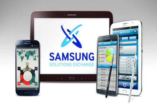 Samsung Solutions Exchange, accede a aplicaciones exclusivas para tu negocio