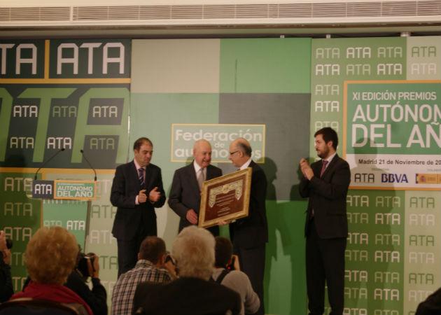 Y el premio Autónomo del Año 2013 es para...la Estrategia de Emprendimiento y Empleo Joven