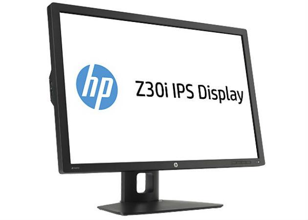 HP lanza los monitores profesionales Z30i y Z27i