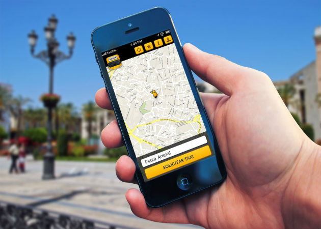Taxible llega a Madrid