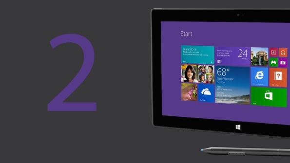 Microsoft presenta su nueva generación de Surface