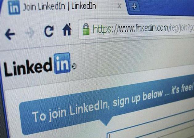 Encuentra trabajo a través de LinkedIn