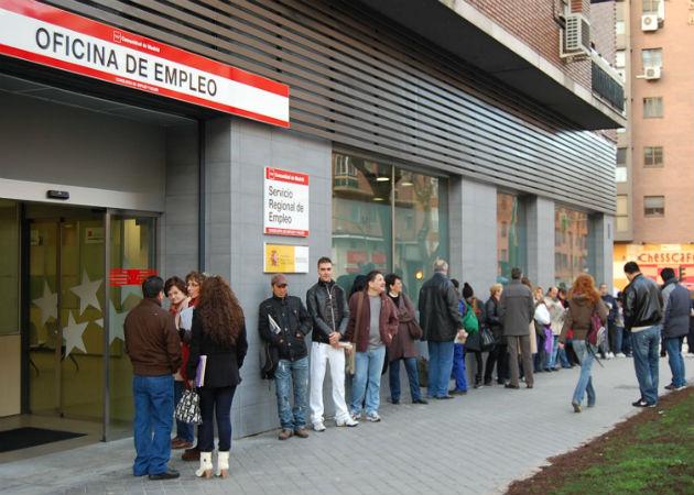 España es el segundo país de la UE donde más cayó el empleo entre abril y junio