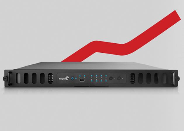 Seagate amplía su familia Business Storage para el mercado pyme