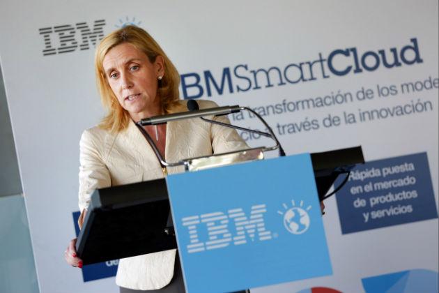 IBM inaugura su primer centro cloud en España